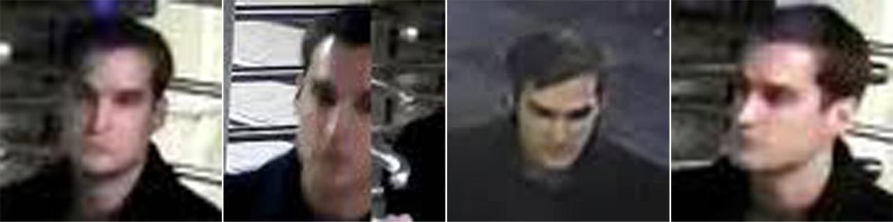 Gentleman Groper Captured by CyberExtruder Facial Recognition Technology