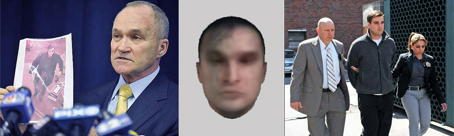 Gentleman Groper Captured in NYC by CyberExtruder Facial Recognition Technology