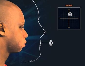 NBA 2k video game Biometric Privacy concerns