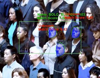 Facial Recognition Software | Aureus 3D-AI | CyberExtruder