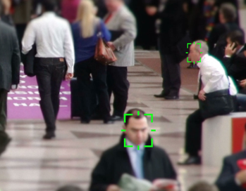 Aureus Facial Recognition software In use